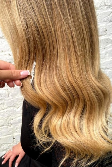 Blowdries for only £ 20 at the klinik salon London