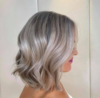 Ash blonde done by Leyla